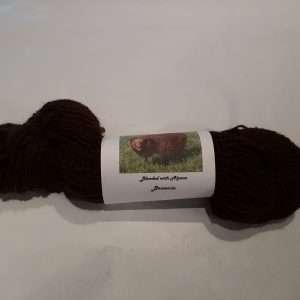 yarn brownie skein